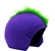 Нашлемник Coolcasc Green Mohican