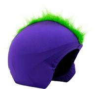 Нашлемник Coolcasc Green Mohican