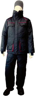 Зимний рыболовный костюм NordKapp Polar Kalastus Black