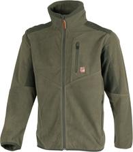 Куртка флисовая JahtiJakt Juoksa Fleece Green