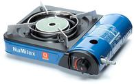 Керамическая портативная газовая плита NaMilux NA-164PS(PF)/2W