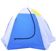 Палатка-зонт СТЭК Классика 3-местная (алюминиевая звезда)