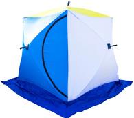 Палатка-куб СТЭК Куб-2 (трехслойная) дышащая