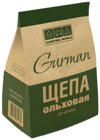 Щепа ольховая Camping World Gurman 2,5 л