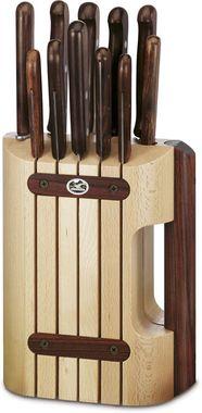Кухонный набор в подставке Victorinox Wood Cutlery Block