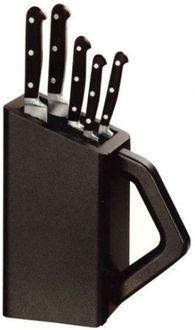 Набор кухонных ножей в подставке Victorinox Swiss Classic Knife Block