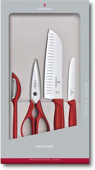 Кухонный набор в подарочной упаковке Victorinox Swiss Classic Kitchen Set