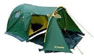 Кемпинговая палатка Talberg Blander 4 Sahara