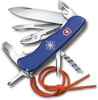 Швейцарский нож с фиксатором лезвия и шнурком Victorinox Skipper