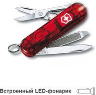 Нож-брелок Victorinox Classic SwissLite
