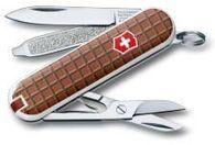 Нож-брелок Victorinox Classic The Chocolate