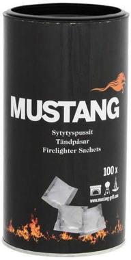 Парафиновый розжиг Mustang Lava FireFlamen 80 шт.