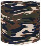 Головная повязка Wind X-Treme HalfWind Camouflage Kaki 8067