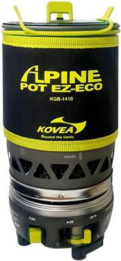 Газовая горелка Kovea Alpine Pot EZ-ECO