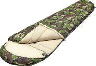 Широкий спальный мешок Jungle Camp Hunter