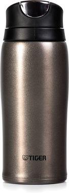 Термокружка Tiger MCB-H036 Gun Metallic 0,36 л