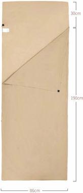 Вкладыш в спальный мешок King Camp Liner Egypt 5208