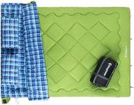 Двухместный спальный мешок King Camp Premium 250 Double 3289 −6°C