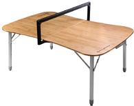 Бамбуковый складной игровой стол King Camp Multipurpose Bamboo Game Table 1920