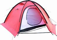 Экстремальные палатка Talberg Space Pro 3 Red