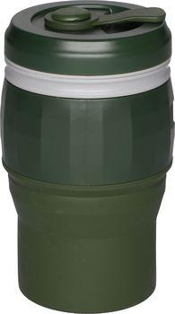 Кружка складная Atom Foldable Water Bottle 520 мл.