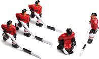 Команда игроков для настольного хоккея Weekend Юниор, Метеор красная форма