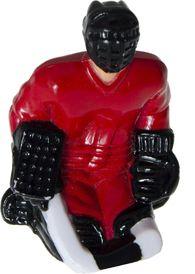 Вратарь для настольного хоккея Weekend Red Machine/Alaska/Edmonton красный