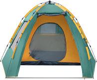 Кемпинговая палатка-автомат Greenell Хоут 4