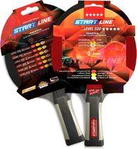 Теннисная ракетка коническая Weekend Start line Level 500 New
