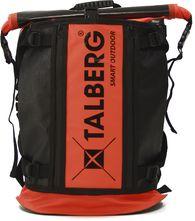 Герморюкзак Talberg Luxe Dry 40 оранжевый