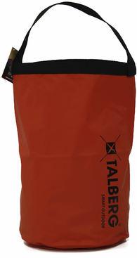Ведро Talberg Folding Bucket 15 оранжевый