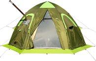 Всесезонная универсальная палатка Лотос 5У  Шторм (оливковый)