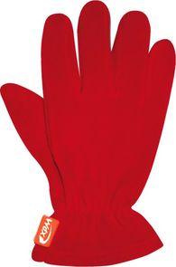 Спортивные флисовые перчатки Wind X-Treme Gloves Plain 008 Red