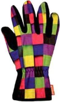 Спортивные флисовые перчатки Wind X-Treme Gloves Plain 232 Сandy