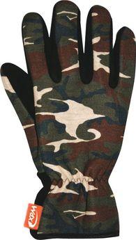 Спортивные флисовые перчатки Wind X-Treme Gloves Plain 067 Camouflage Khaki