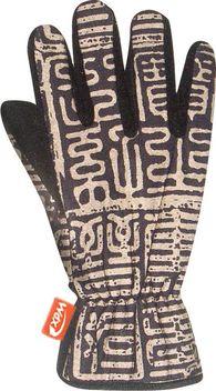 Спортивные флисовые перчатки Wind X-Treme Gloves Plain 097 Nepal Black