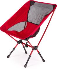 Складной облегченный туристический стул Tourist Chair Red