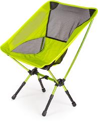 Складной облегченный туристический стул Tourist Chair Green