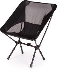 Складной облегченный туристический стул Tourist Chair Black