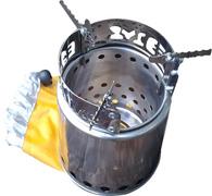 Походная печка-щепочница Airwood Solo BM