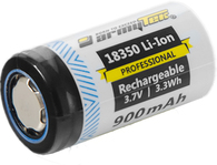 Аккумулятор Armytek 18350 Li-Ion 900 мА·ч не защищенный