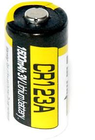 Батарейка литиевая Armytek CR123A 1600 мА·ч
