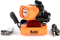 Аккумуляторный налобный фонарь Retki Pro 800