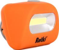 Налобный светодиодный фонарь Retki Easy Flex