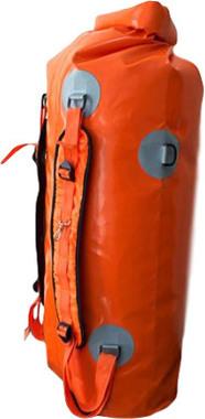 Гермомешок-рюкзак Берег 90л Оранжевый
