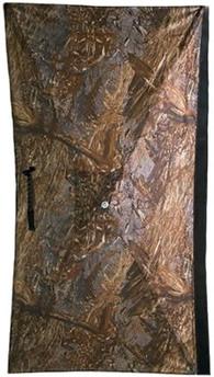 Быстросборная распашная дверь Камыш для платок Берег УП-1 и УП-2