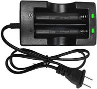 Двухканальное зарядное устройство для аккумуляторов 18650 Li-Ion