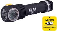 Налобный фонарь Armytek Elf C2 XP-L USB теплый свет