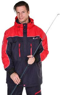 Куртка удлиненная мембранная Nova Tour Fisherman Коаст Pro