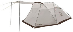 Палатка с автоматическим каркасом Greenell Арклоу4